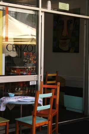 Cenzo Cafe Murwillumbah. Photo by Goldtoast Supper Club