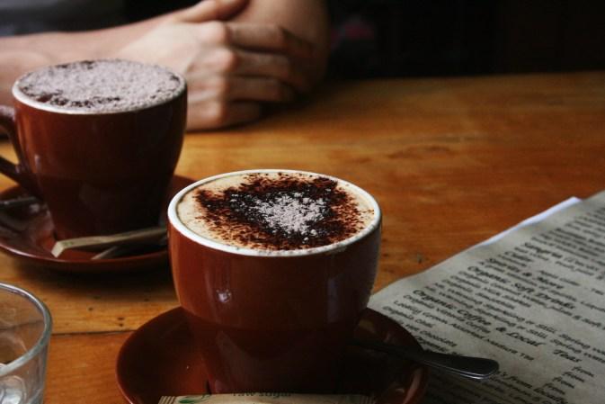 Goldtoast Coffee Mavis's Kitchen 64 Mt Warning Road Uki