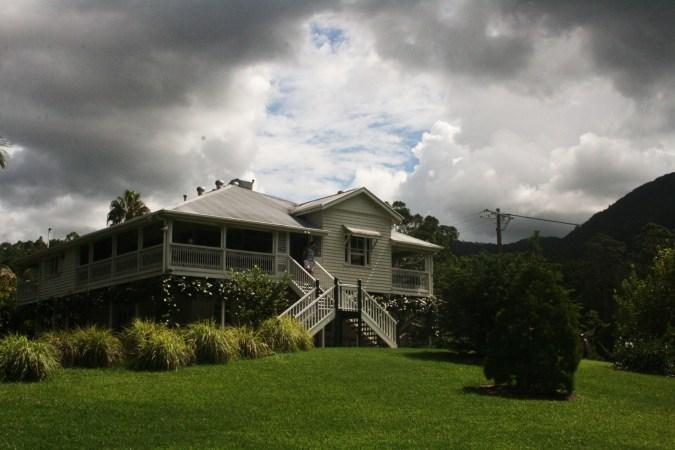 Goldtoast Mavis's Kitchen 64 Mt Warning Road, Uki