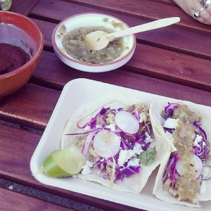 Picadillo Polo at Pop Taco (photo by Goldtoast Supper Club)