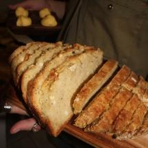 Damper & Hand Churned Butter