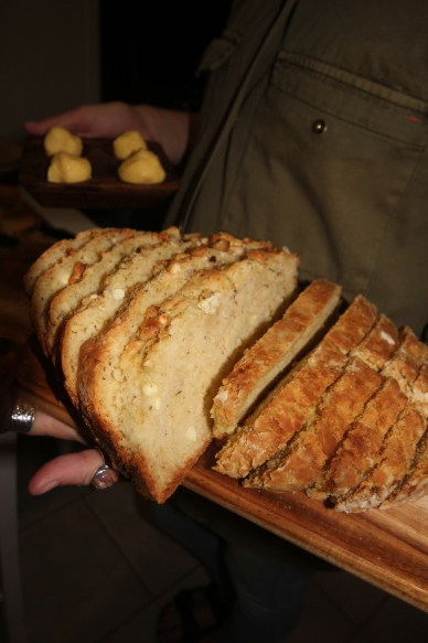 Damper & Hand Churned Butter