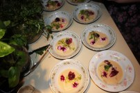 Fish Bonne Femme at Spring Fling hosted by Goldtoast Supper Club October 2014 Secret Pop Up Dining Elanora Gold Coast (1)