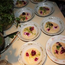 Fish Bonne Femme at Spring Fling hosted by Goldtoast Supper Club October 2014 Secret Pop Up Dining Elanora Gold Coast (1)