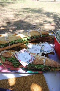 Goldtoast Picnic for Lisa Goynes Birthday Currumbin. We are in the Crave Gold Coast Directory (8)