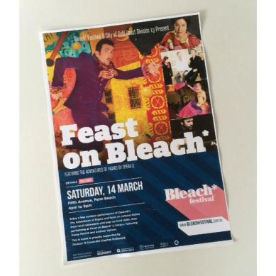 feast poster fifth avenue palm beach