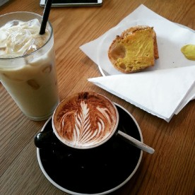 Goldtoast in Brisbane two trees coffee