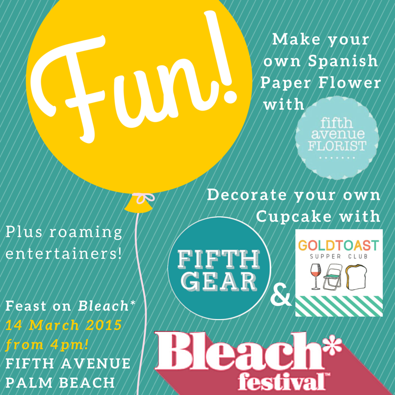 kids fun at FEAST ON BLEACH, Gold Coast