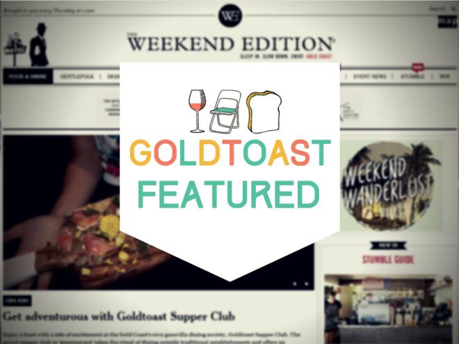 Goldtoast Featured