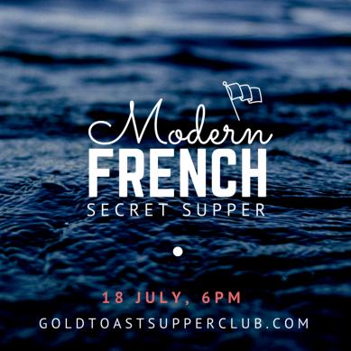 Bastille Day secret supper by Goldtoast