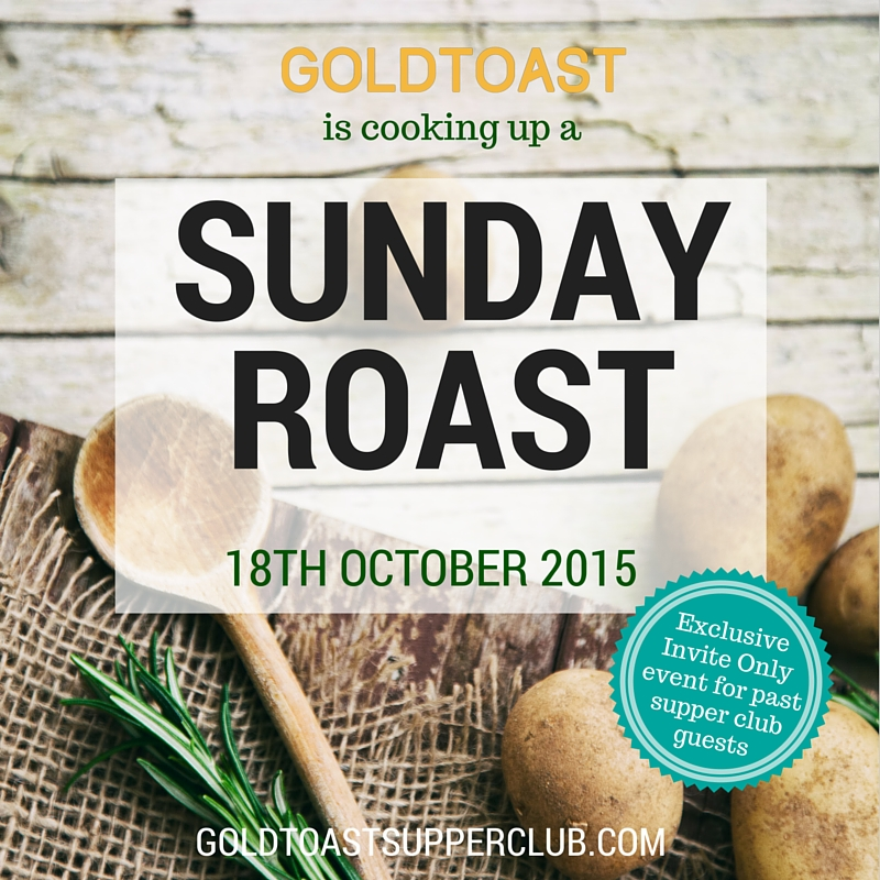 Sunday Roast - October 2015 (1)