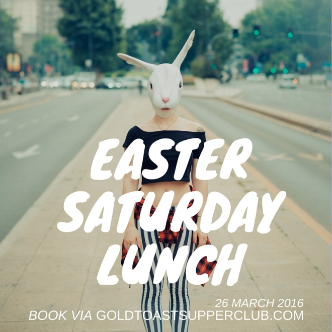EASTER SATURDAY LUNCH - March 2016 (1)