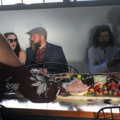 Jack and Cass Moase Vegan Wedding Goldtoast Supper Club (39)