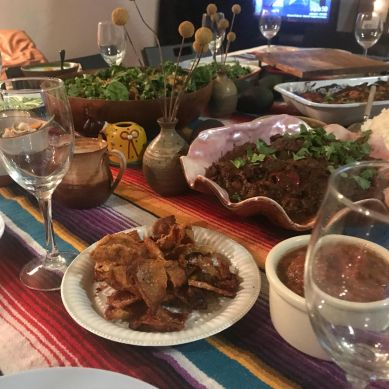 Mexican Sunday Supper, a Gold Coast event
